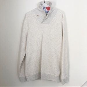 Old Navy Sweatershirt sweater heather grey